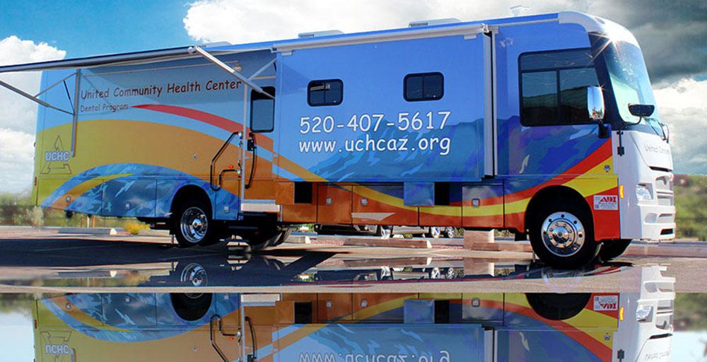 Mobile Dentist for kids in Tucson